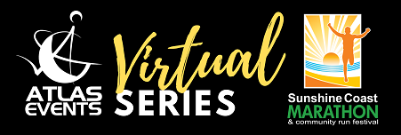 Virtual Sunshine Coast Marathon Logo