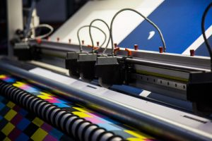 Sublimation print press